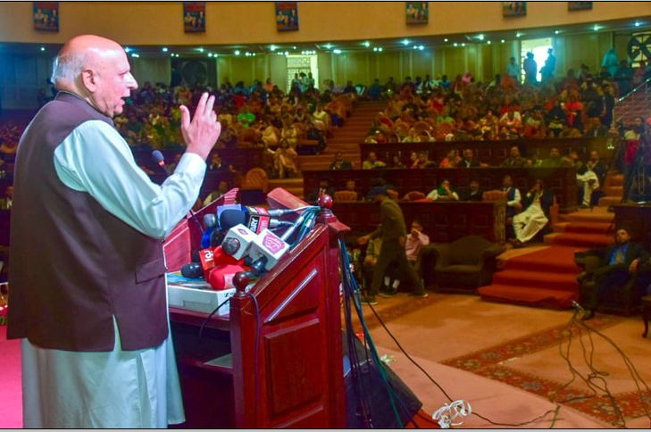 Sarwar, reaffirms, commitment, minority communities, journey, development