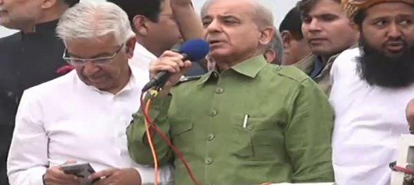 Sea, people, wash away, 'selected', government, Shehbaz Sharif