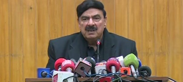 Cases, Asif Zardari, end, soon, predicts, Sheikh Rasheed