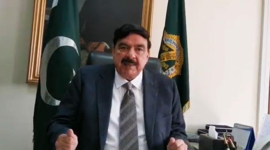 Maulana Fazlur Rehman going back to home, predicts Rasheed