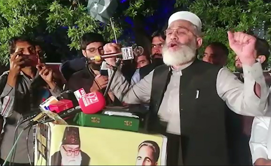 Govt did nothing on Kashmir issue except to protest for half an hour: JI ameer