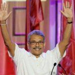 Sri Lankan president Sri Lanka Gotabaya Rajapaksa 7th President