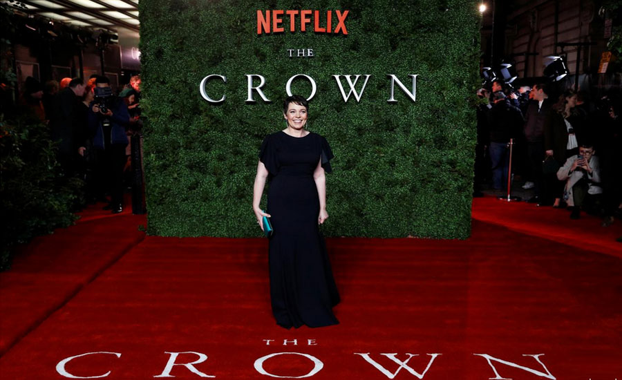 The Crown royals stars season 3