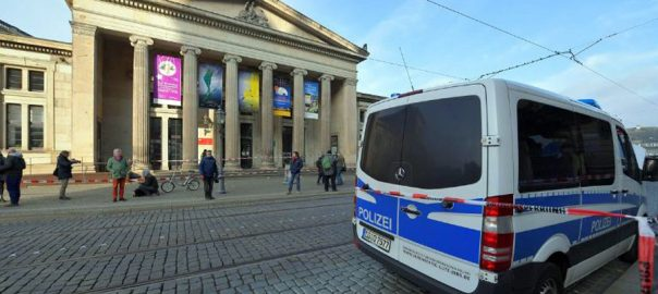 Thieves, grab, jewels, treasures, billion euros, German museum