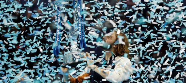 Tsitsipas ATP Thiem Finals title