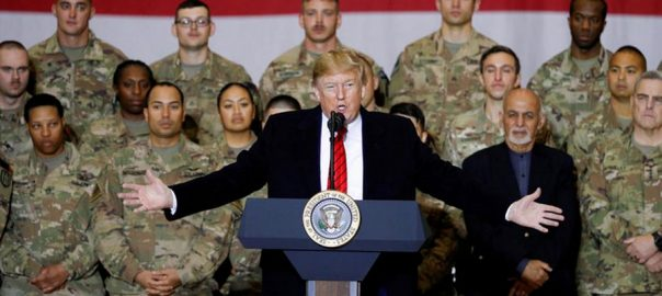 Trump Afghanistan Afghanistan trip ceasefire voices hope for ceasefire