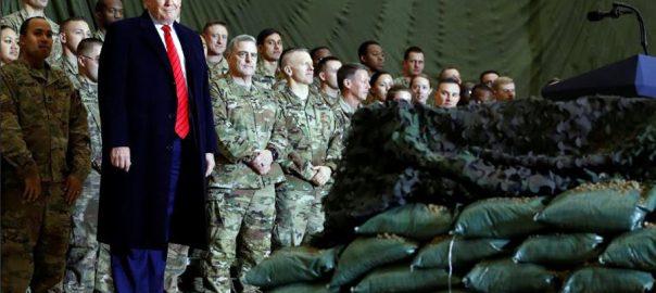 Trump, Afghan, visit, Taliban, ready, resume, peace, talks
