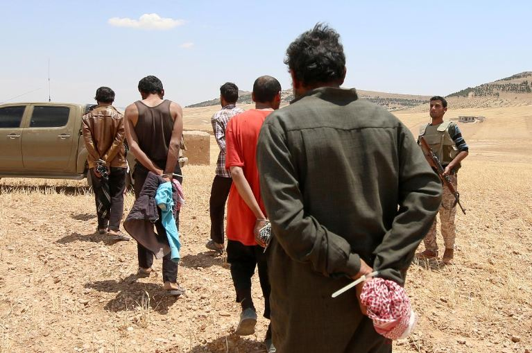 Turkey, starts, repatriating, Islamic State, detainees