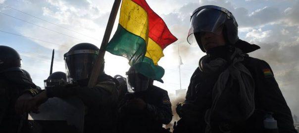 U.N,.warns, Bolivia, crisis, spin, out, control