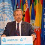 UNESCO shafqat mehmood minister for education unilateral illegal Kashmir's autonomy revocation
