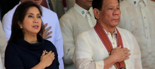 Philippines VP, take on, 'poisoned chalice', role
