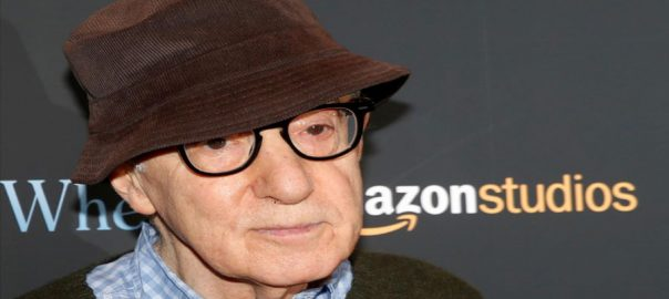Woody Allen Amazon legal dispute film production