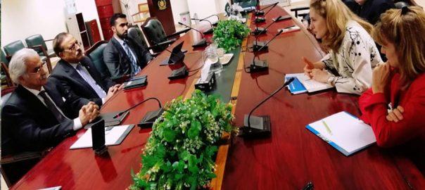 Jordan Jordna Pricess Sarah Zeid cooperation malnutrition Dr Zafar Mirza