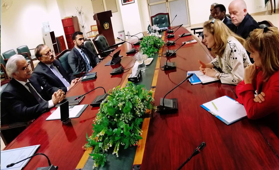 Jordan assures to support Pakistan to cope malnutrition issue