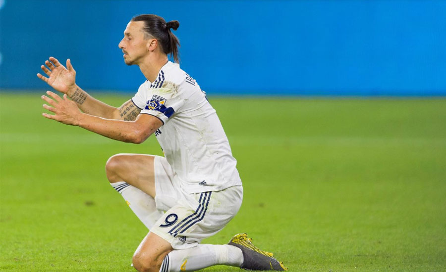 Zlatan LA Glaxy 2020 MLS