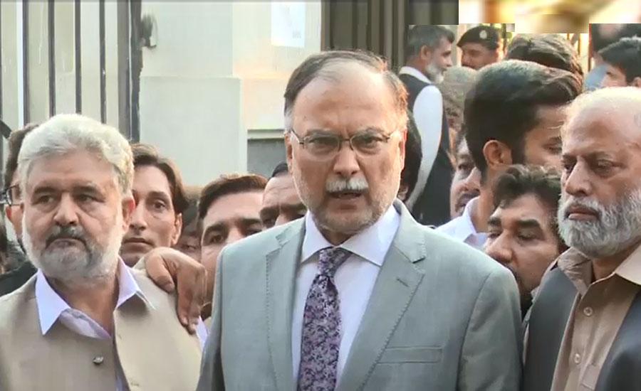 Loan from China under CPEC is $5.8 billion; Ahsan clarifies Asad Umar