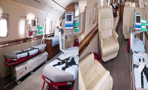 Nawaz Sharif Shehbaz Sharif London Air ambulance Dr Adnanair ambulance