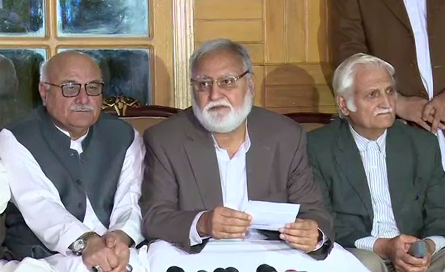 Akram Durrani says Azadi March will take a new turn after two days
