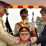 COAS, installs, Lt Gen Sarfraz Sattar, Colonel Commandant, Armoured Corps