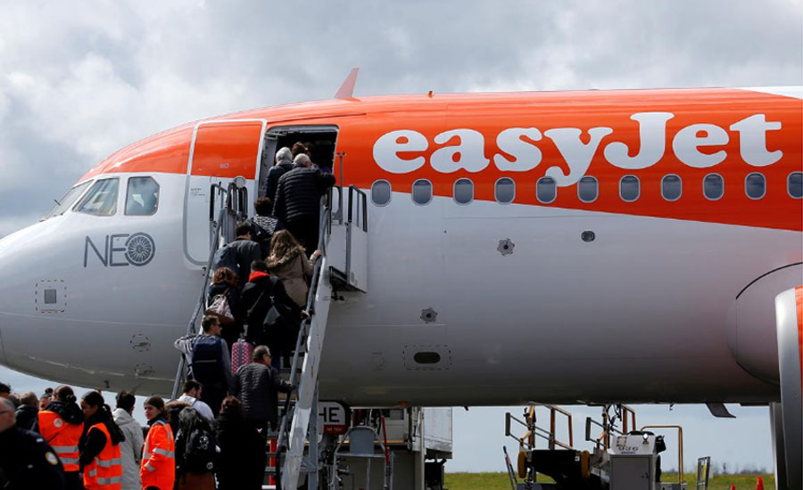 easyjet Budget offset carbon flights