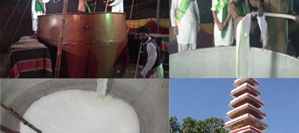 Kheer preprations sweet dishes Eid Milad-un-Nabi Eid Milad-un-Nabi (Saw) Gujranwala