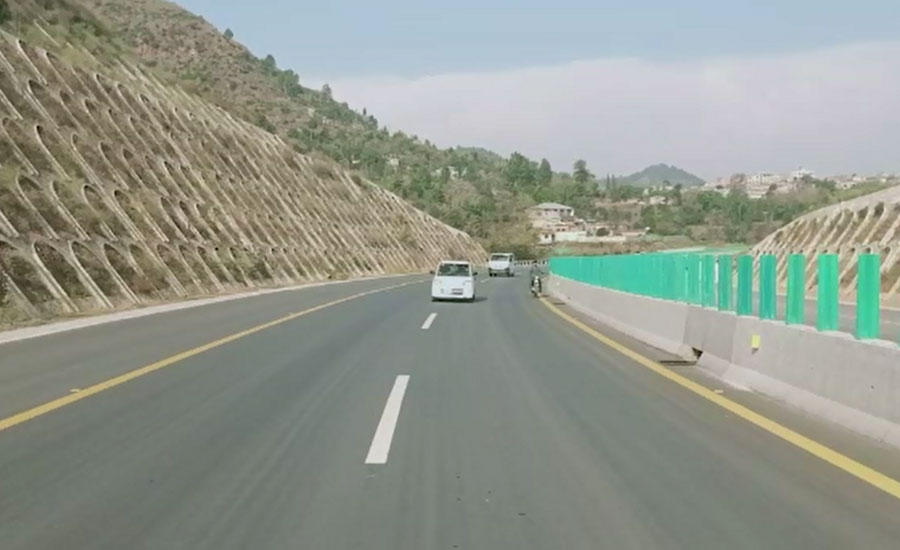 PM inaugurate Hazra Motorway ceremony CPEC