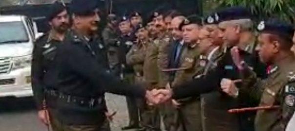 IGP IGP Punjab Shoaib Dasatghir PTI's tenure Inspector general of police