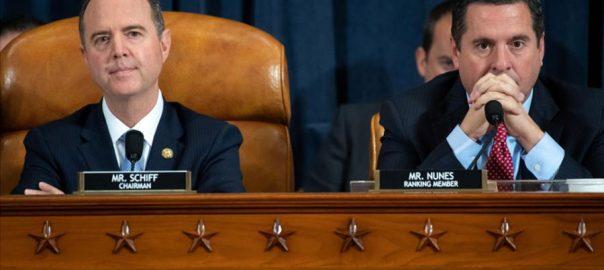 impeachment impeachment hearings Ukraine pressure campaign