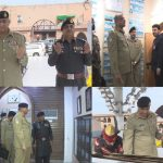 Army chief COAS Chief of Army Staff Frontier Corps FC headquarter
