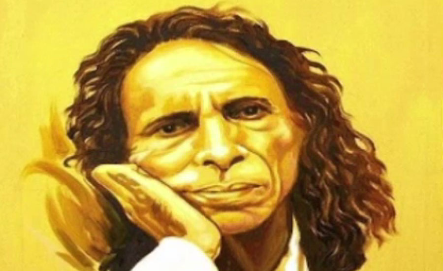 Jaun Elia Urdu Poet 17th death anniversery