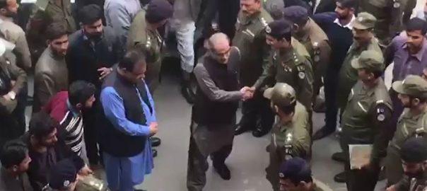 Khawaja Brothers' judicial remand khawaja saad rafique khawaja salman rafique remand