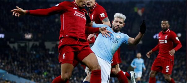 Liverpool leave City LONDON Reuters