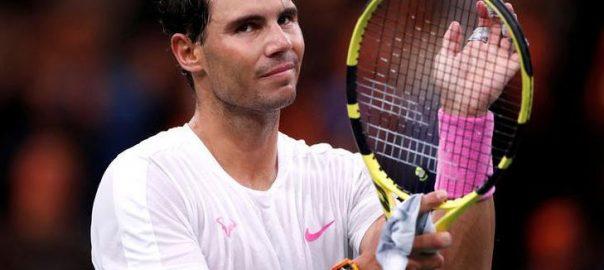 Nadal, travel, ATP finals, despite, injury