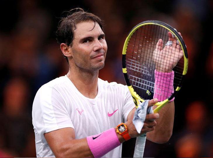 Nadal to travel to ATP finals despite injury