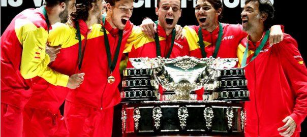 Nadal Davis Cup Spain