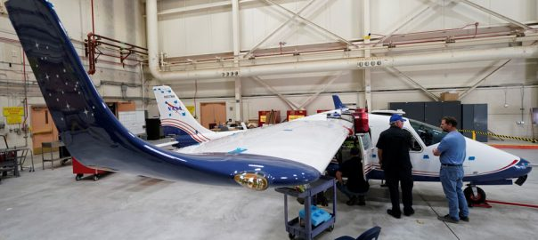 "NASA,space, all-electric experimental aircraft, the X-57 ""Maxwell,"" aeronautics lab"