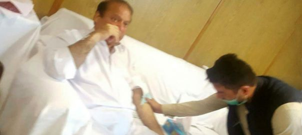 Nawaz Sharif abroad treatment PML-N platelets ECL exit control list