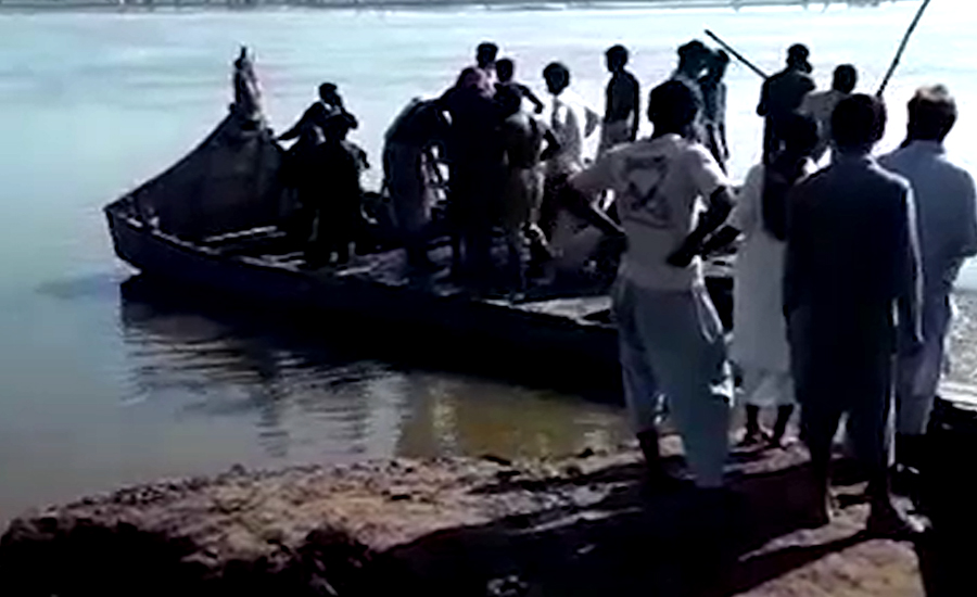 Many still missing as boat capsizes in River Sutlej near Okara