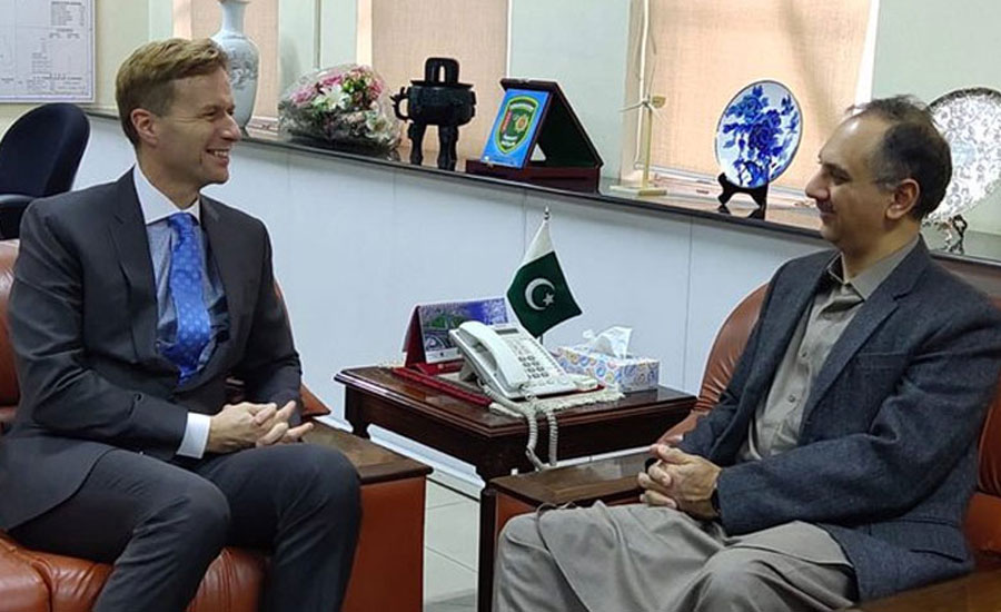 Denmark ready to offer modules for Pakistani expert in renewable energy