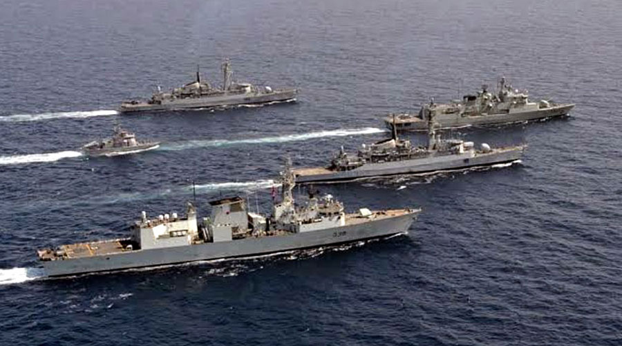 Pakistan Navy Int'l maritime Int'l maritime Exercise Pakistan Navy ships