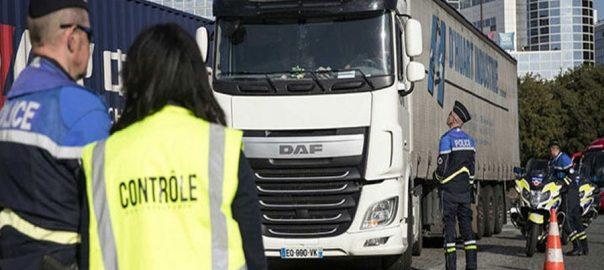 migrants Pakistani migrants Lorry lorry in france 30 pakistani