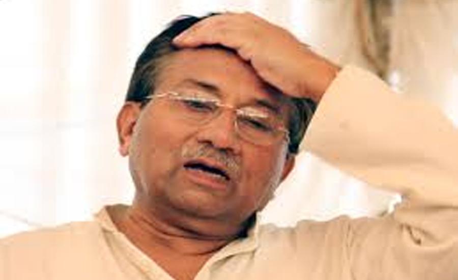 High treason case hearing against Musharraf adjourned till Dec 5