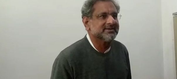 Khaqan Abbasi PML-N Adiala jail hospital former prime ministermedical treatment nawaz Sharif Nawaz treatment Abbasi Khaqan Abbasi shahid Khaqan Abbasi right nab court