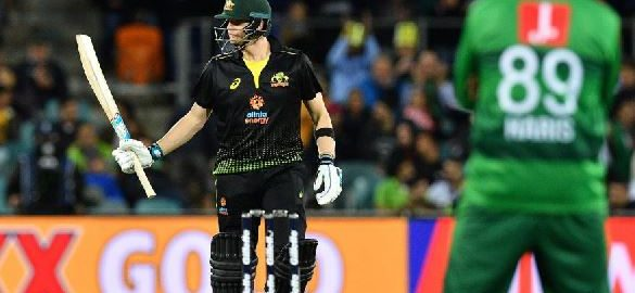 Smith, powers, Australia, T20I series, lead, against Pakistan