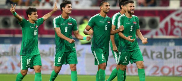 Iraq ,goals ,beat, United Arab Emirates 2-0 ,Khalifa International Stadium ,Doha