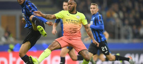 Atalanta fight back Man City MILAN Reuters Manchester City