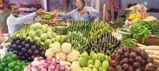 inflation PBS pakistan Bureau statistics ifnaltionVegetables vegetables prices go beyond of common man Prices