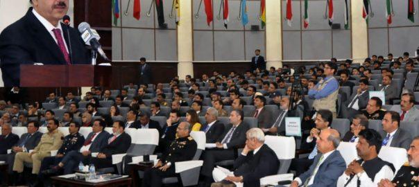 seminar Pakistan Navy Pakistan Navy War College Kashmir Kashmir Committee Chairman war college AJK President