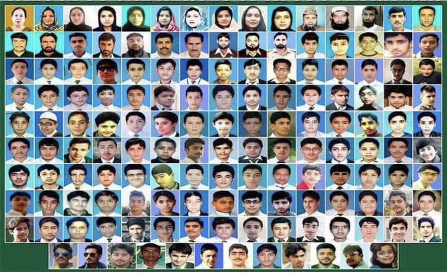 COAS, Qamar Bajwa, APS, carnage, forgotten