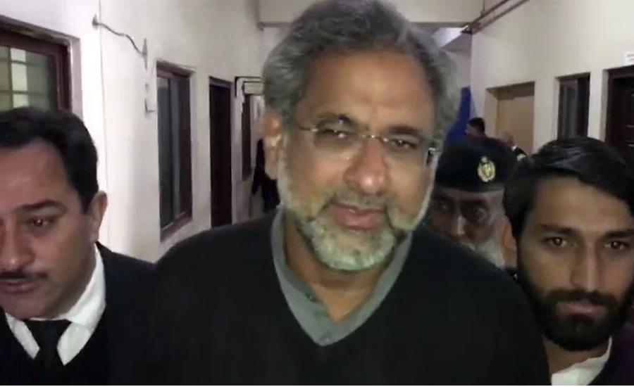 LNG case: Judicial remand of Shahid Abbasi, Miftah Ismail extended till Dec 16